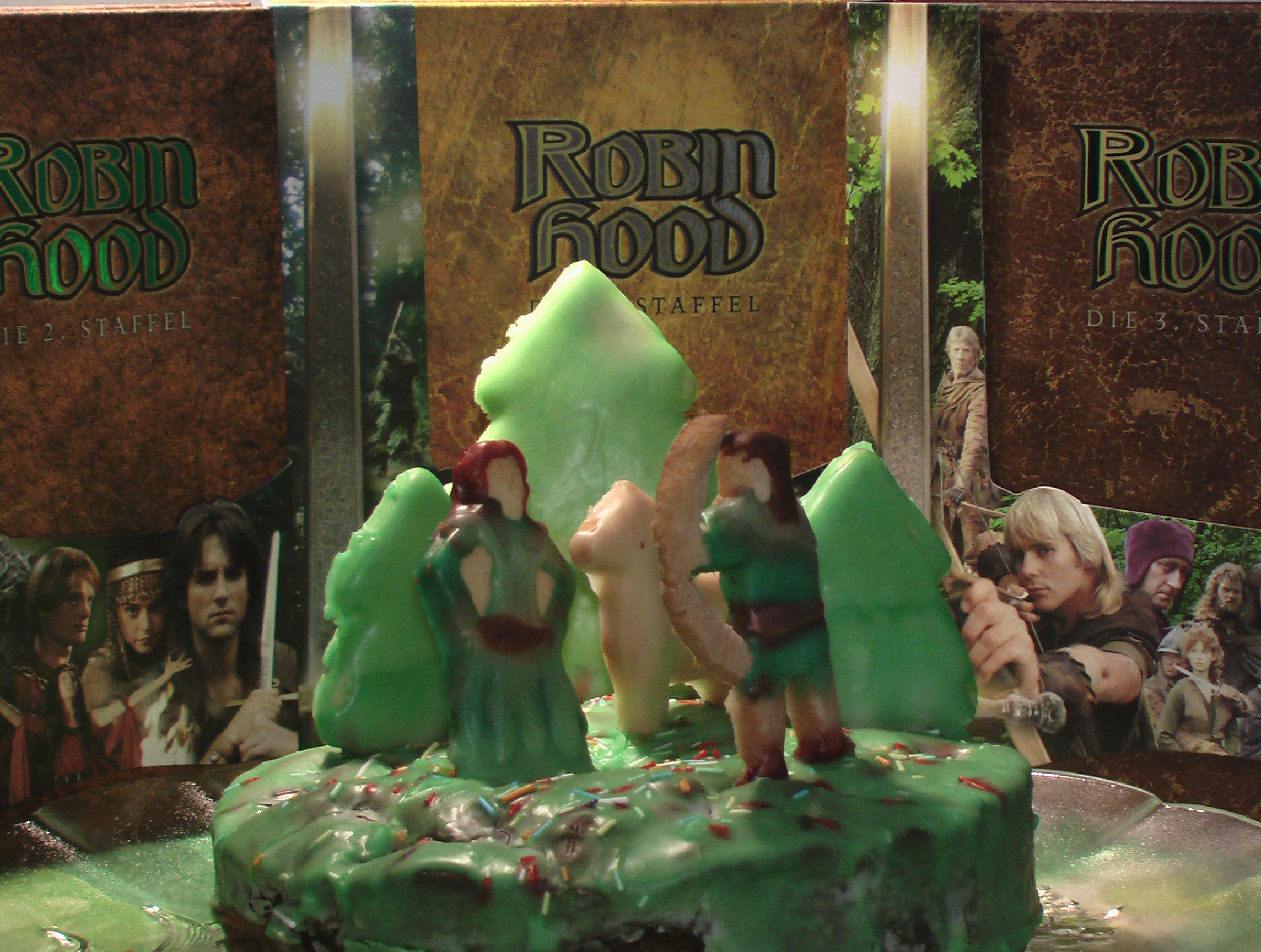 Convention Cake