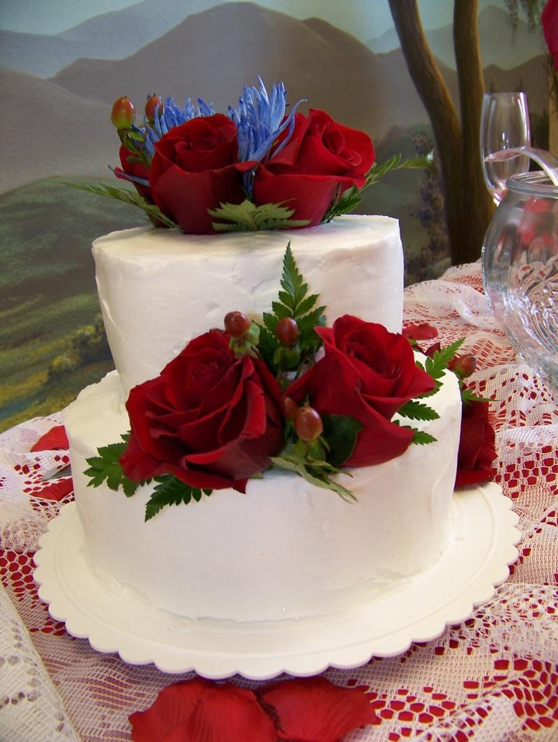 Bride's Cake 8
