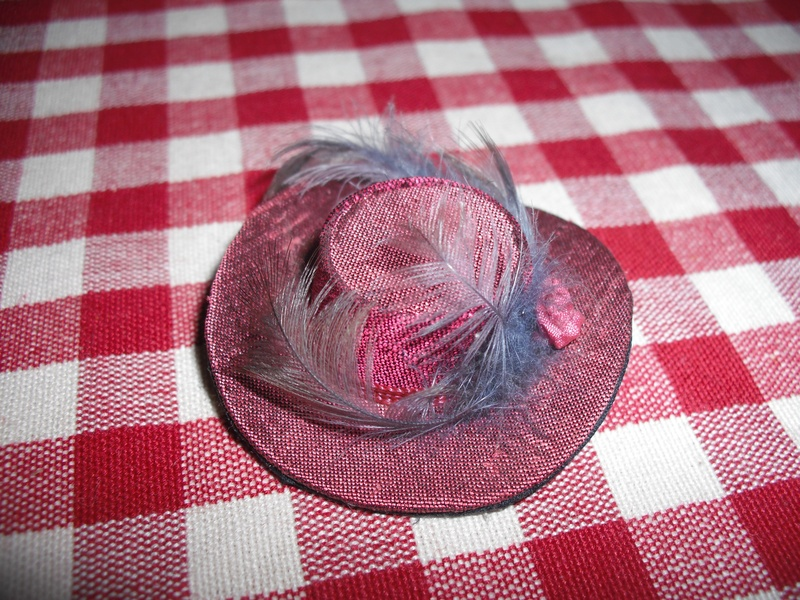 Hand made hat bought in N.Wales.