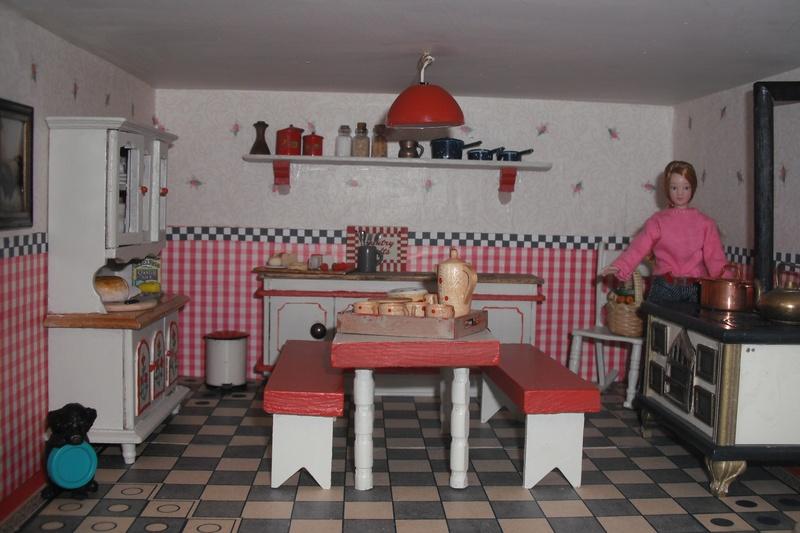Higgs House kitchen.