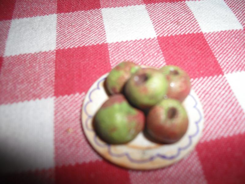Apples too!