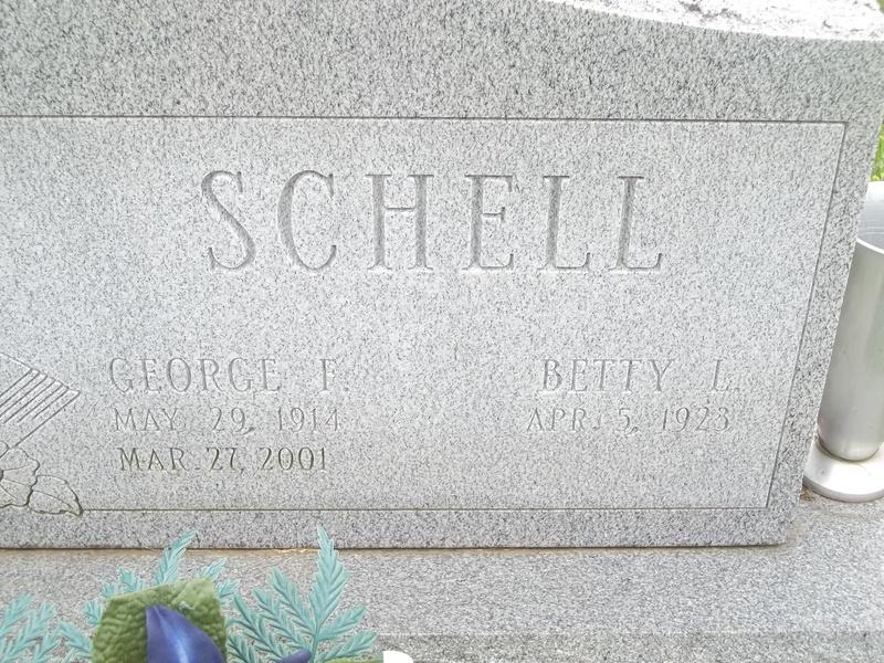 George F. & Betty L. Schell