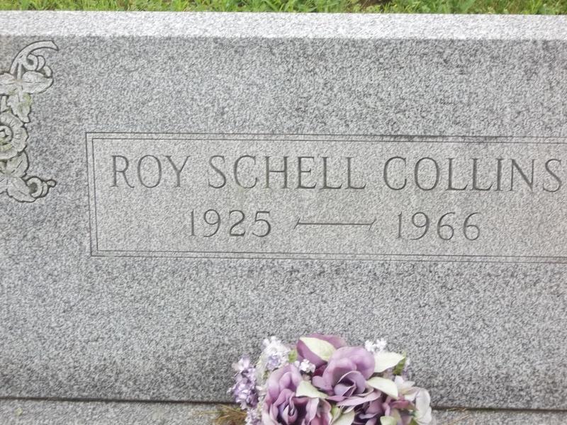 Roy Schell Collins (1925-1966)