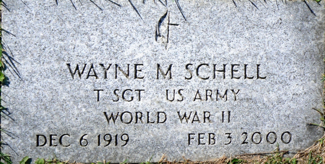 Wayne M. Schell (1919-2000)