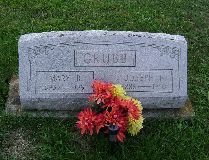Joseph N. & Mary R. Grubb