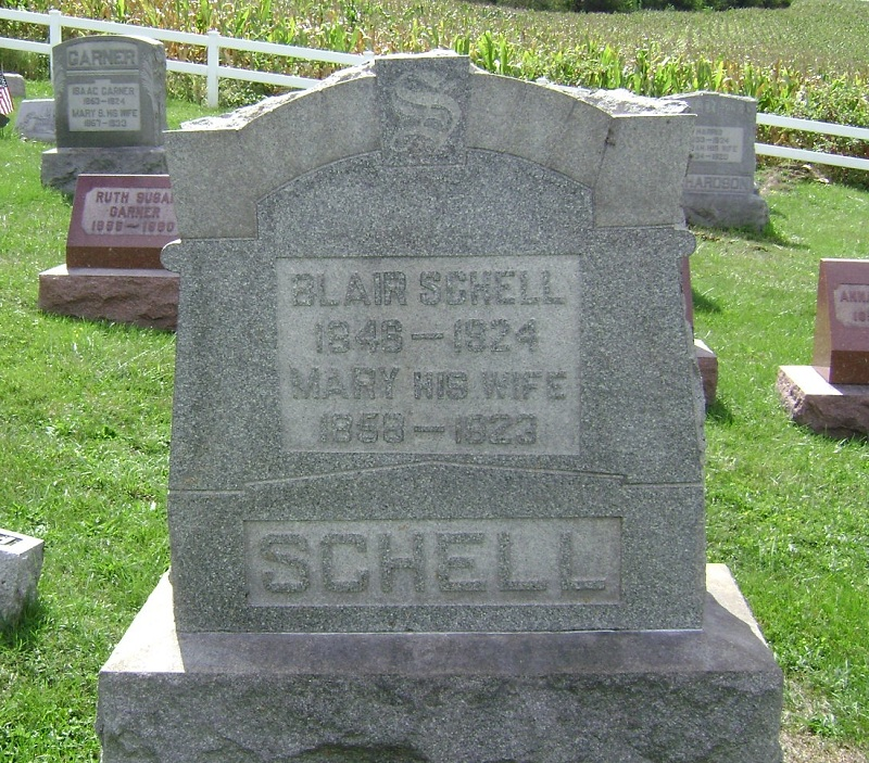 Blair & Mary Schell