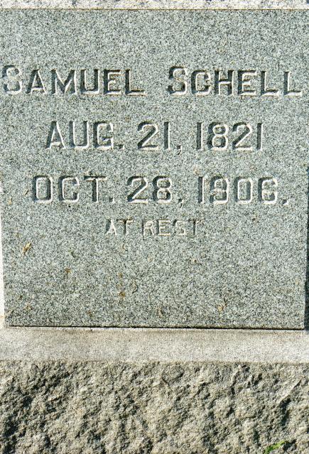 Samuel Schell (1824-1906)