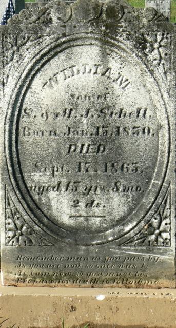 William Schell (1850-1865)
