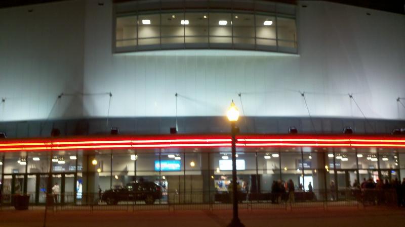 Arena at Harbor Yards