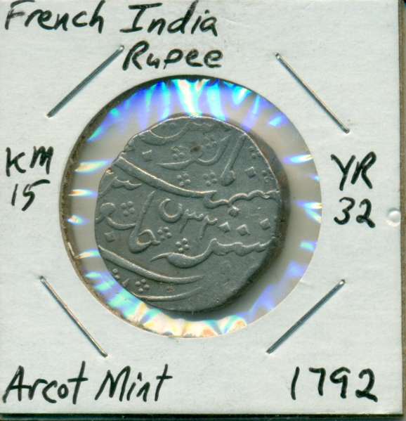 French INDIA