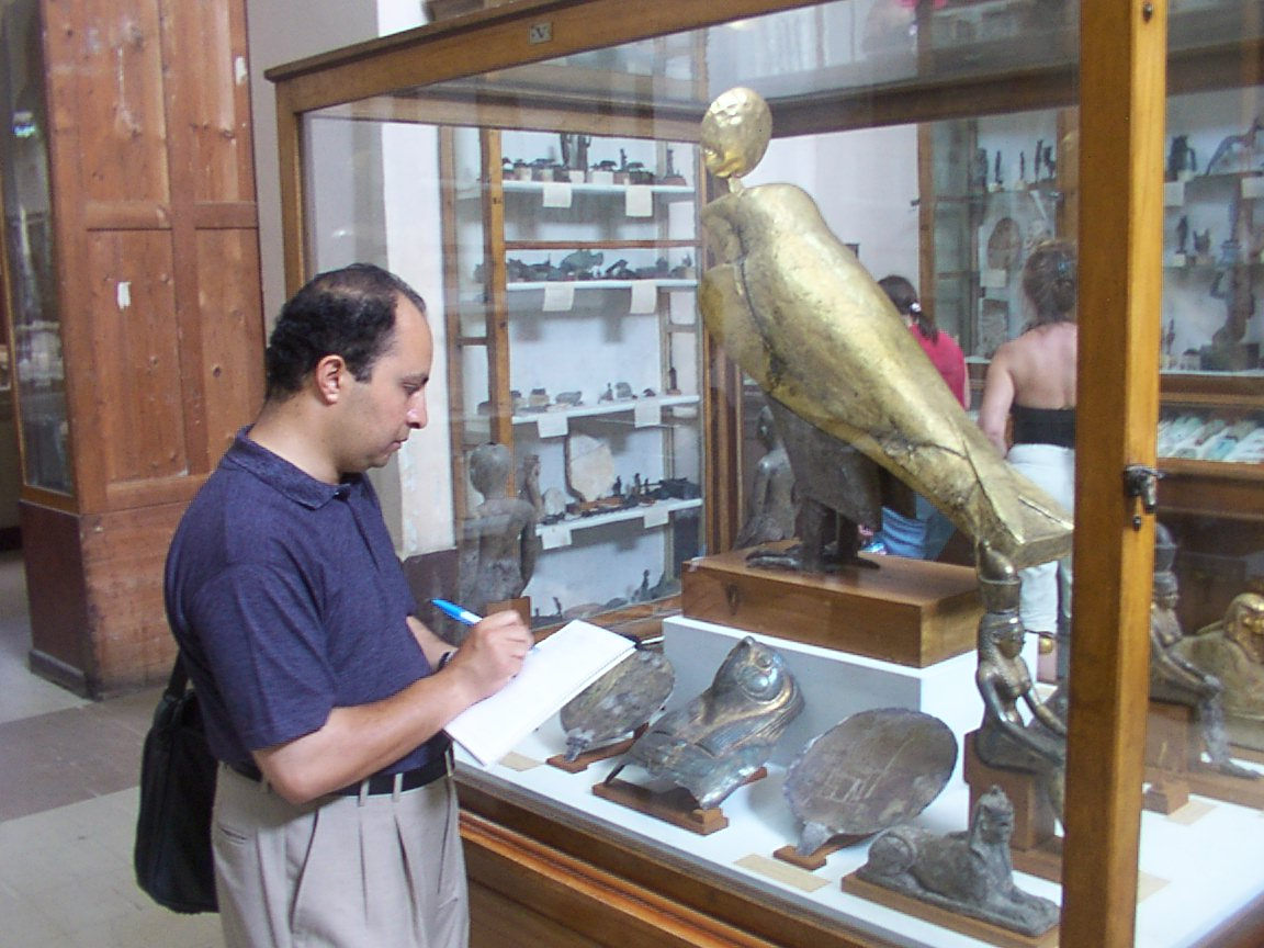 Artefacts Corrosion and Conservation