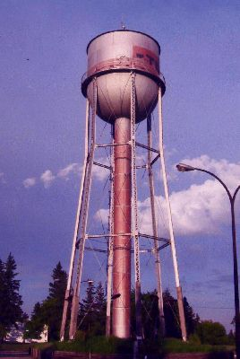Brandon - Water Tower #2