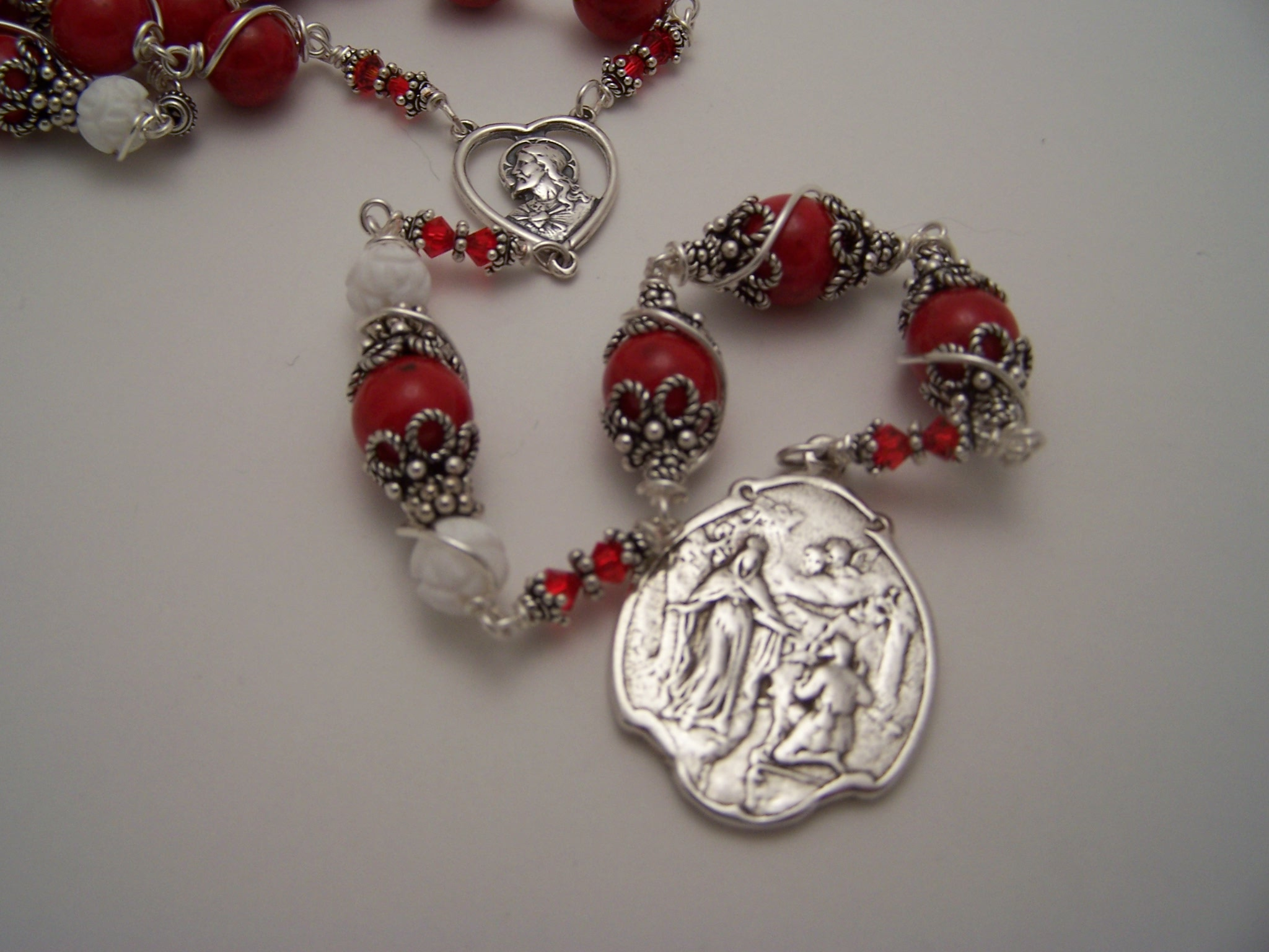 Rosary- Chaplet Of The Tears Of Blood