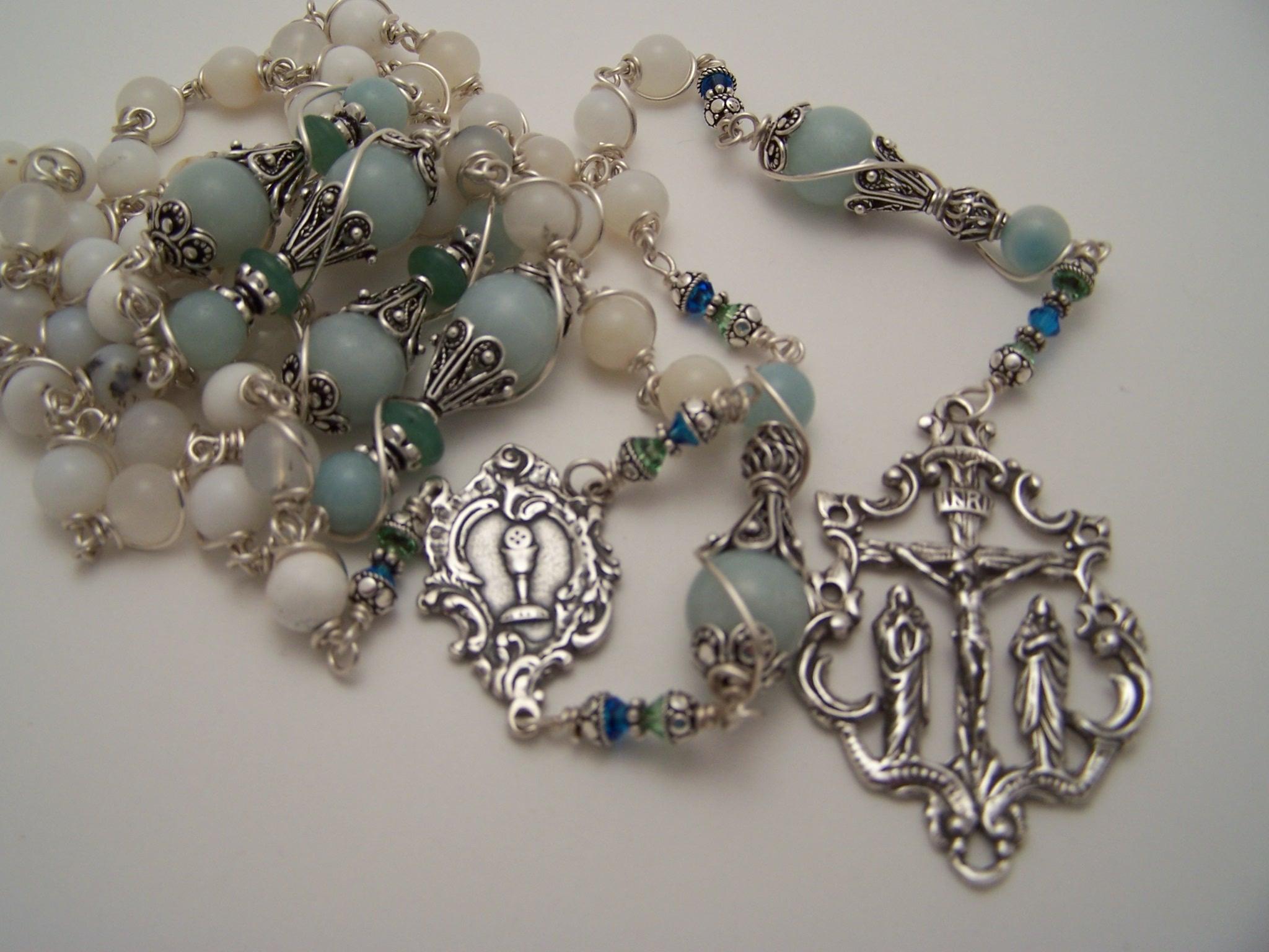 Rosary Of The Virgin Mary Megdalene