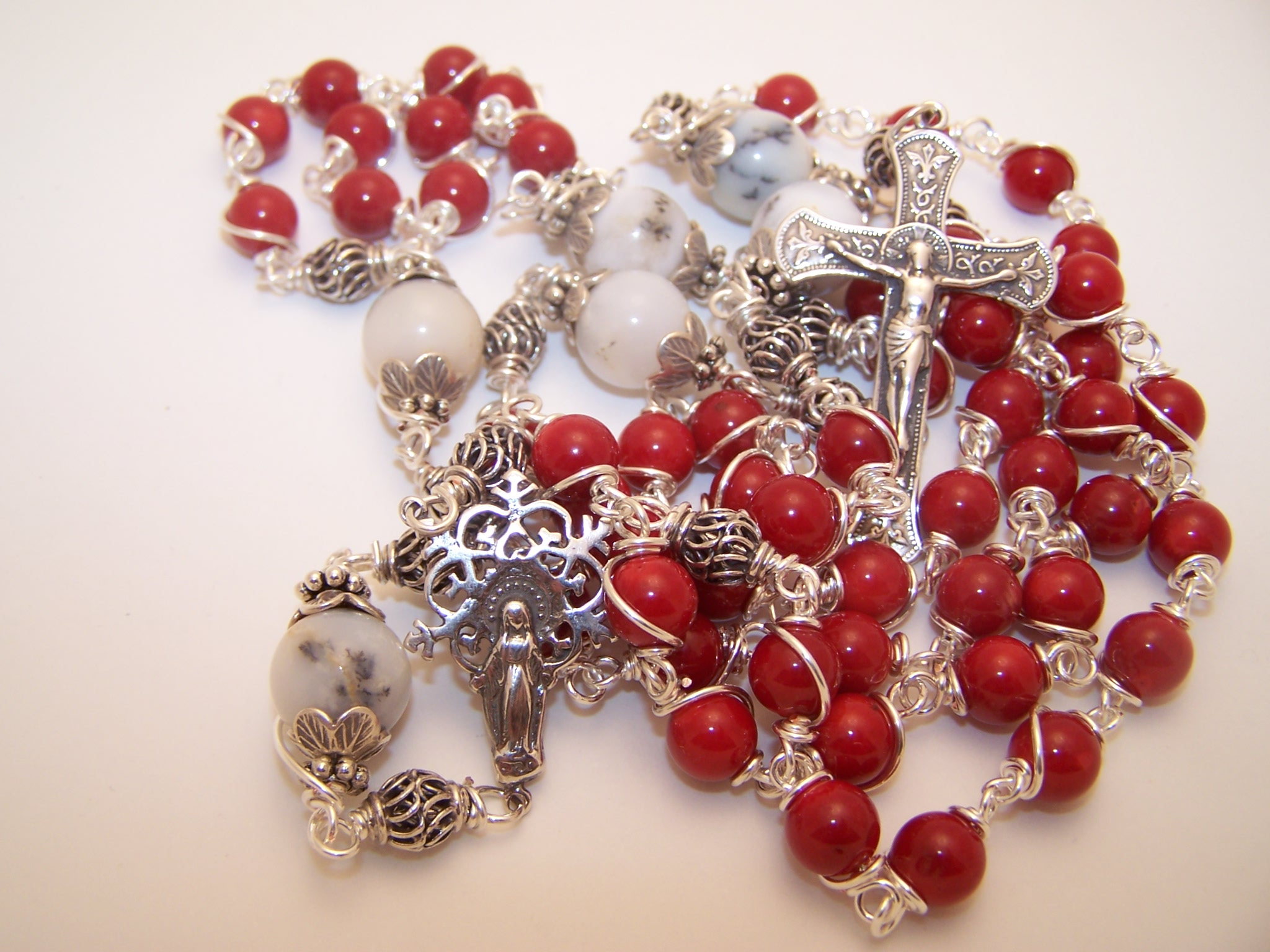 Rosary Of The Assumption Mary Into Heaven