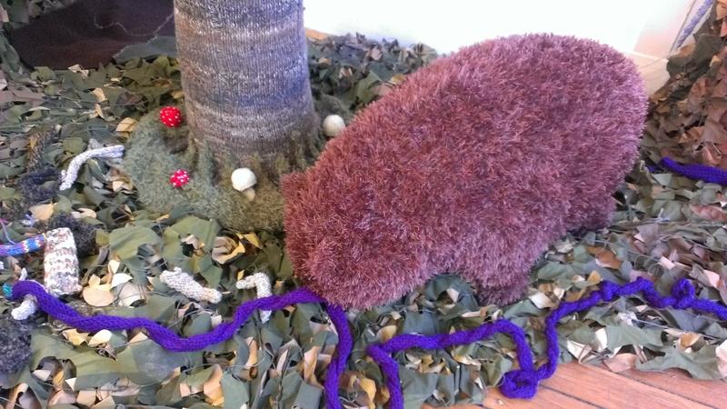 Wombat by Barbara Barrett