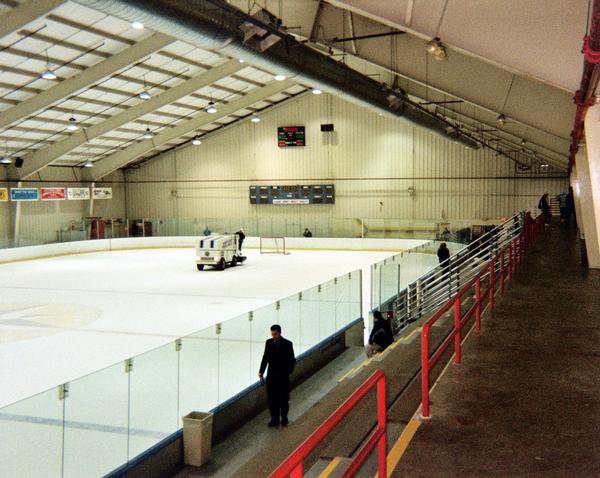 Albany Hockey Center