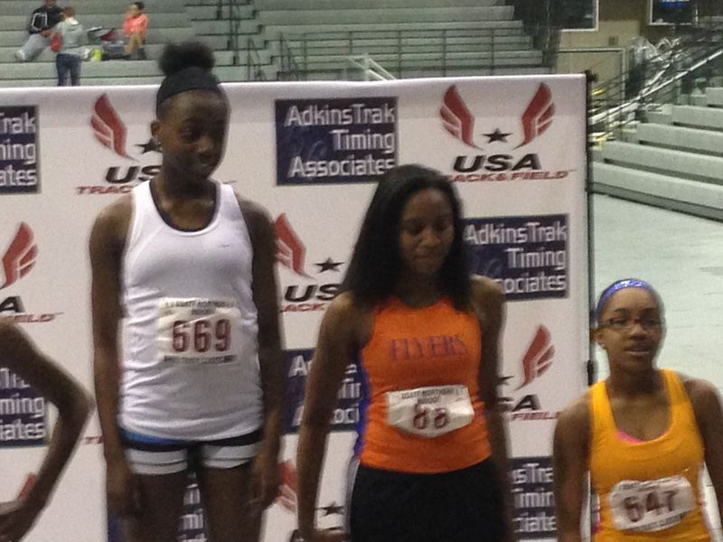 60m Finals - Youth