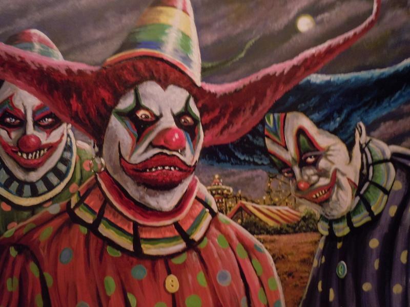 Voo Doo Clowns