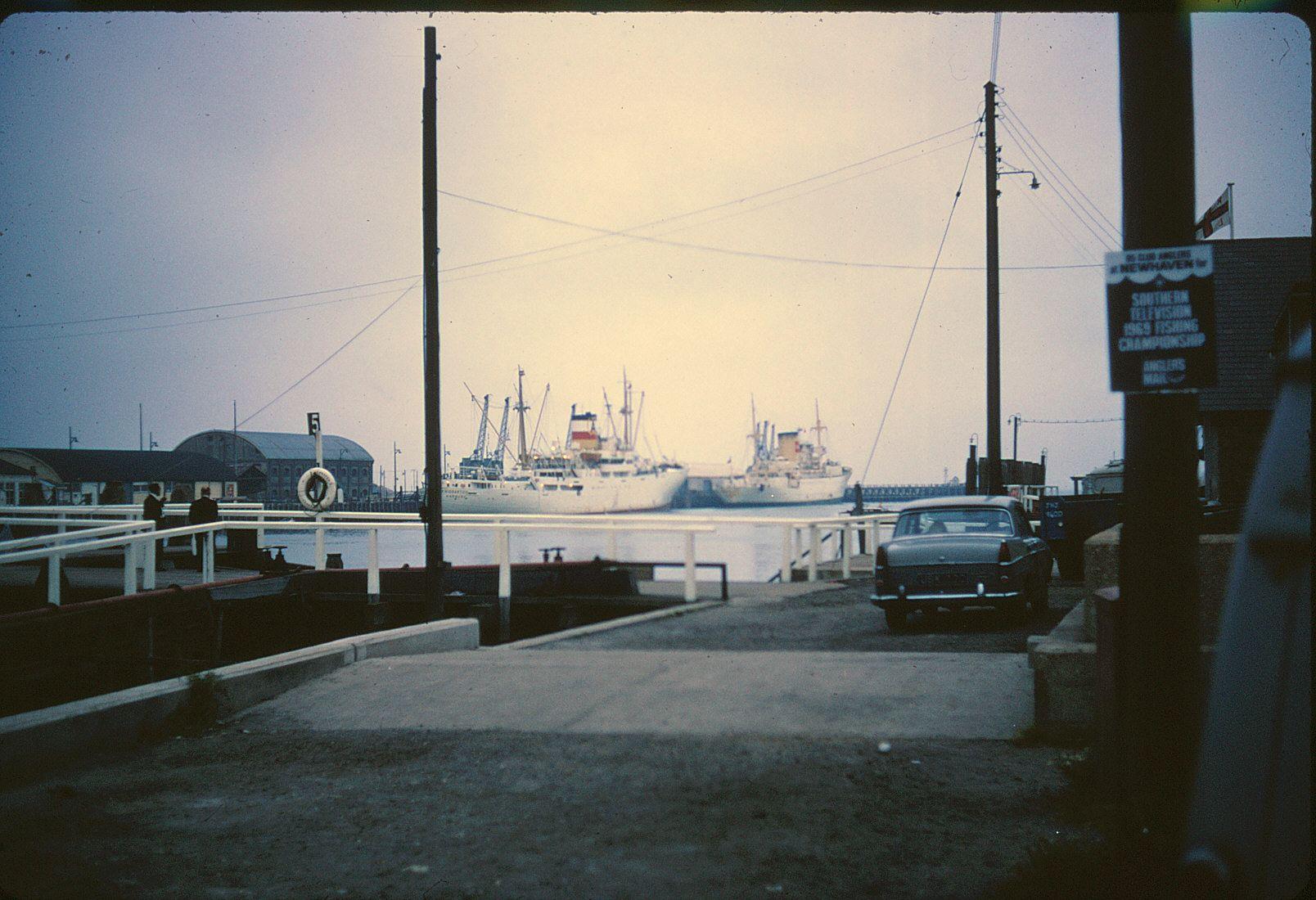 West Quay 1960