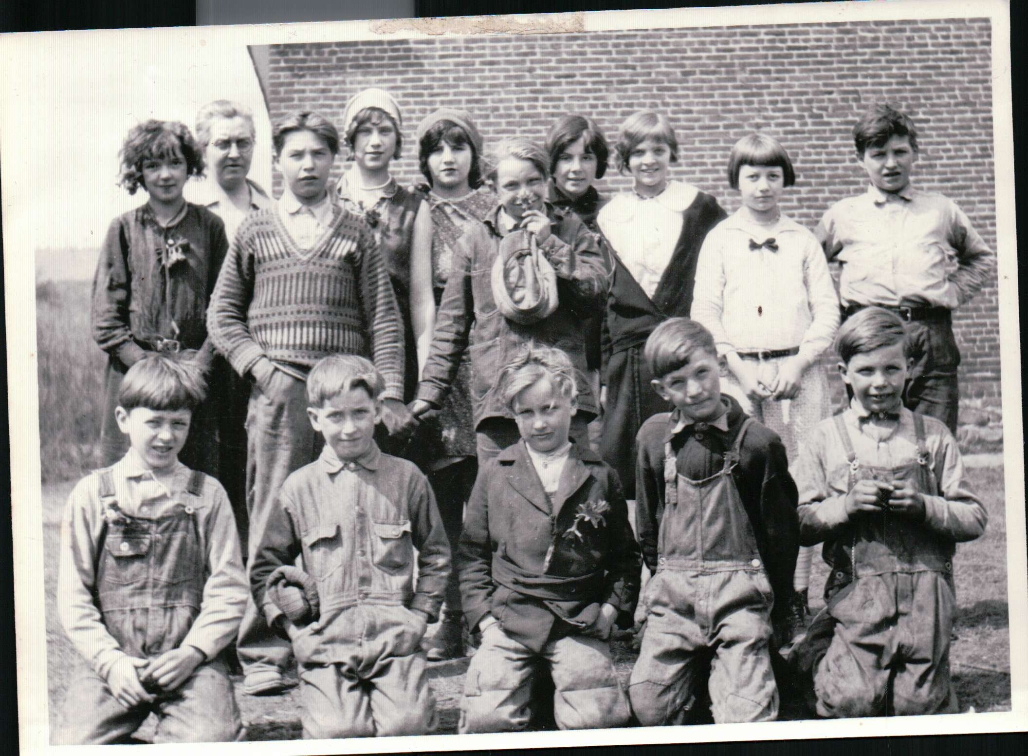 Mill School in Penn Township