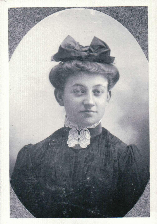 Catharine (Widner) Norris - 1904