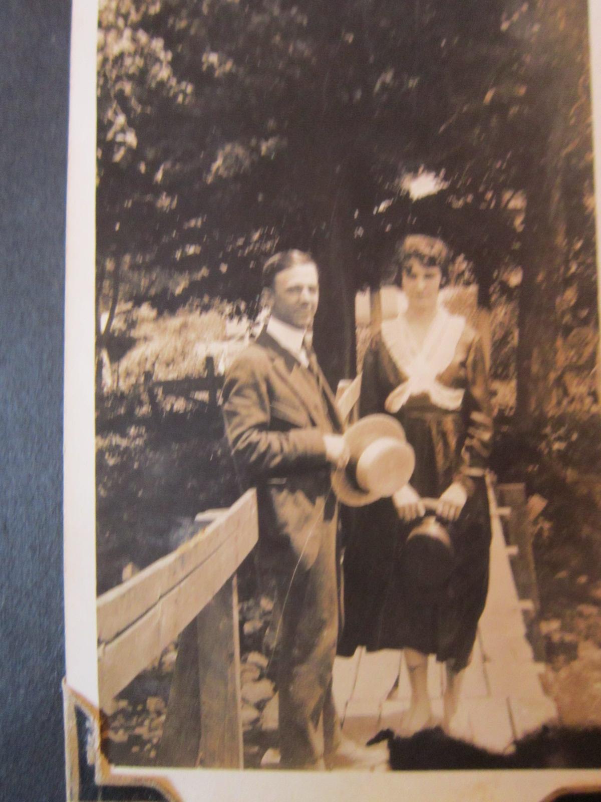 John/Mabel (Umholtz) Wolf-daughter of Elizabeth Grove Snare