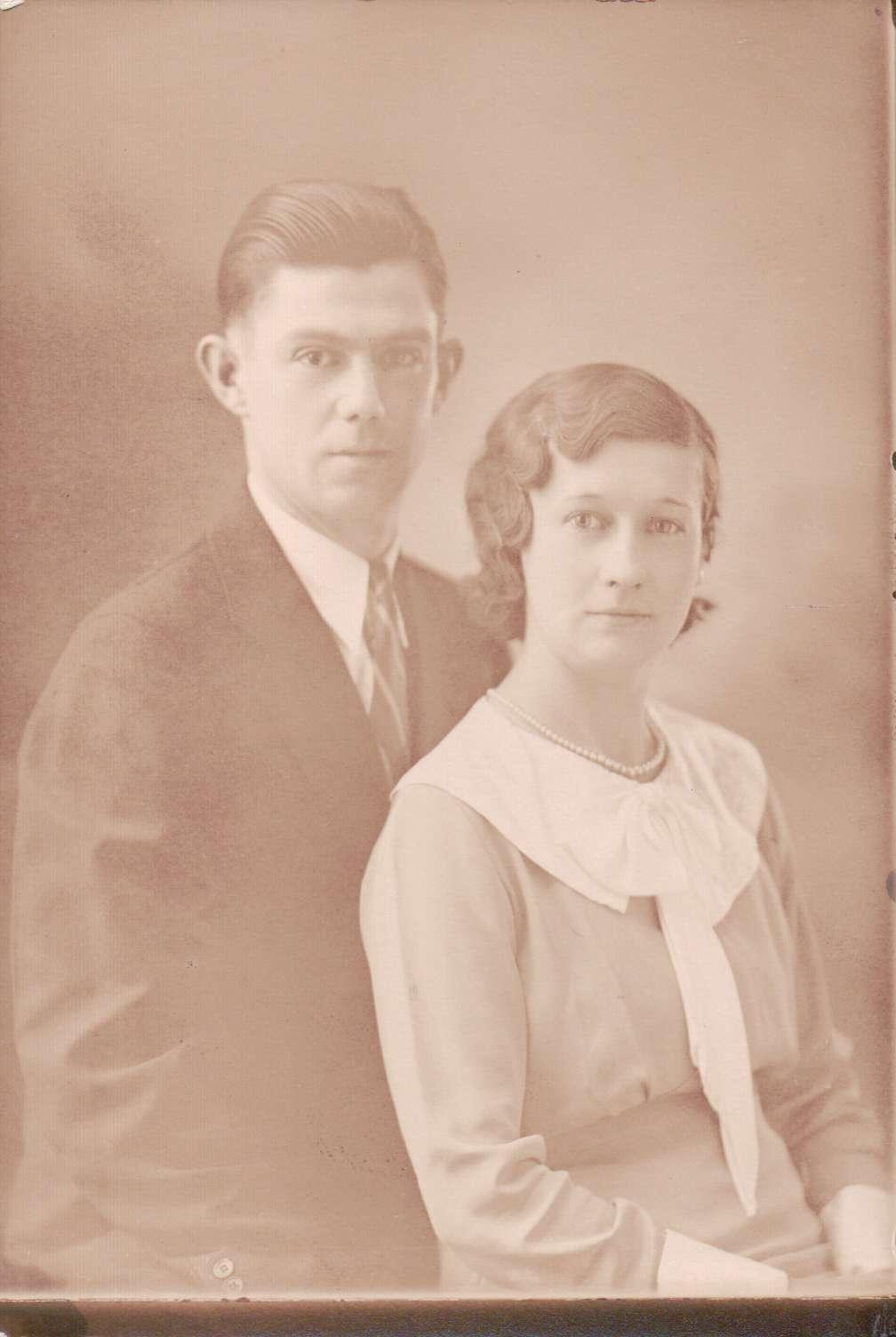Glenn/Harriet (Norris) McCall