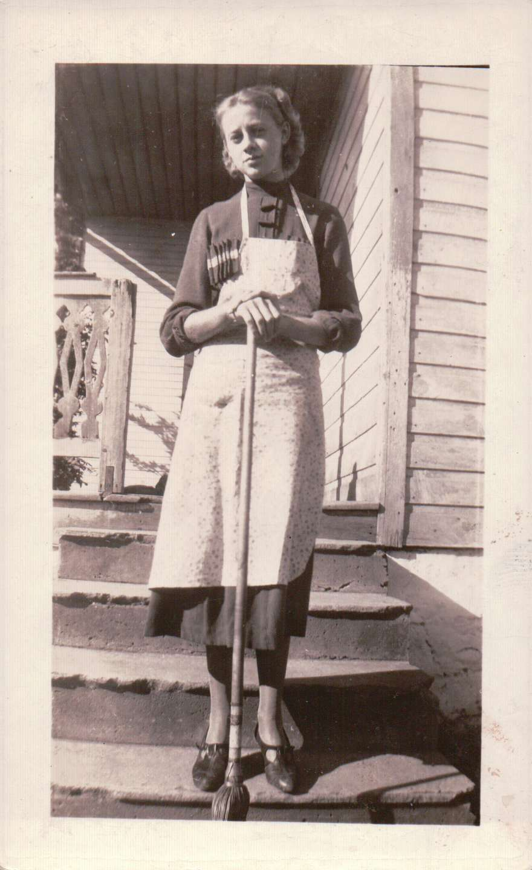 Lillian Marie (Norris) Hurley