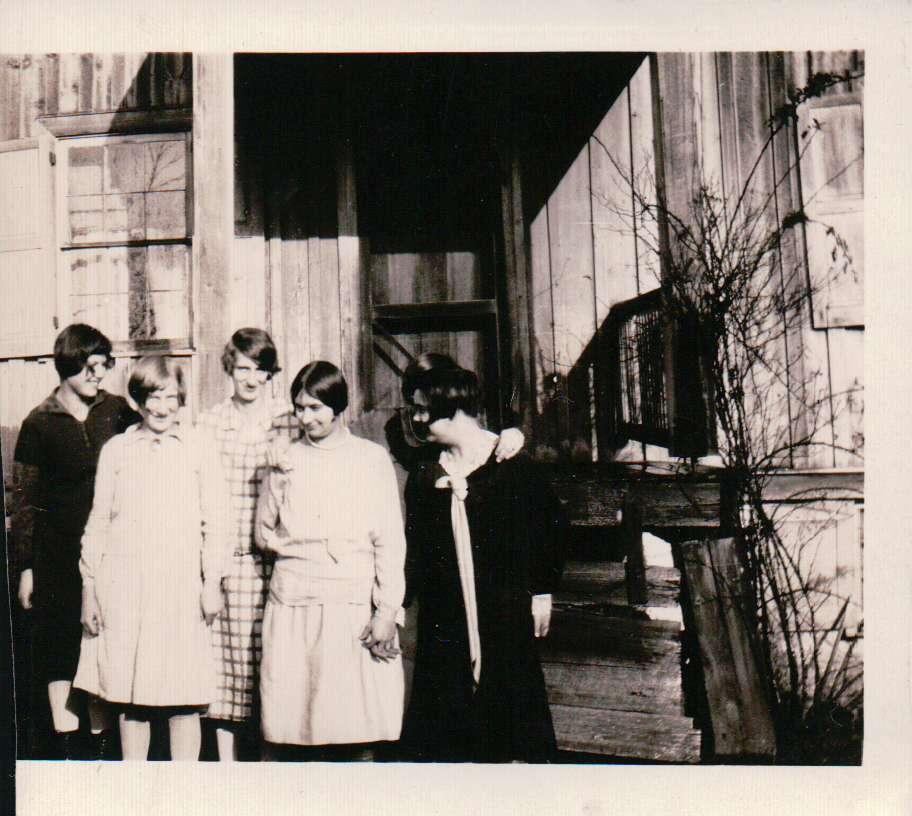 Speck School 1927-1928