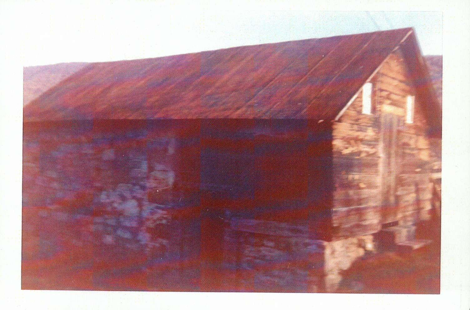 Springhouse-washhouse/Bobby Grubb property