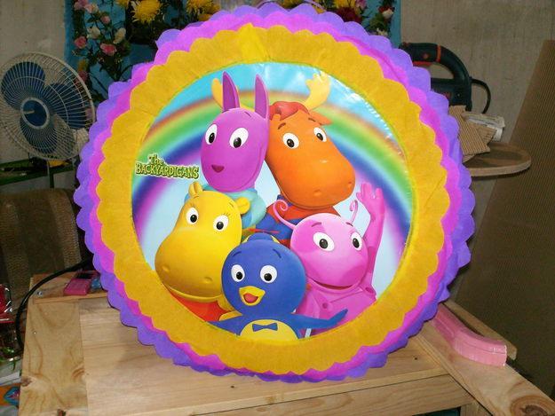 Pinatas de tambor - Imagui