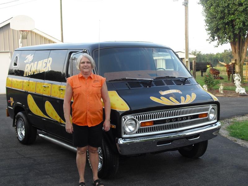 Pam & Van