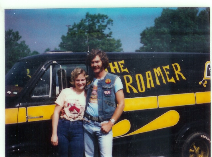 Richard & Pam '75
