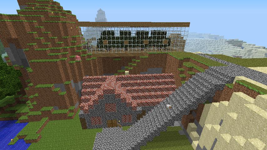 Town Factory and Tree Farm (TumbleWeed)