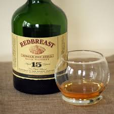 Red Breast 15 year pot stil