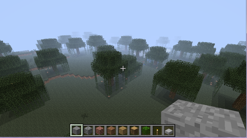 how to find a seed of a mc server