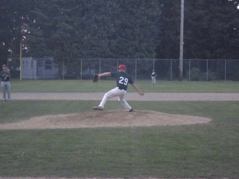 Green's starting pitcher