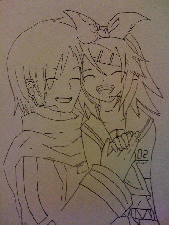 Kaito x Rin