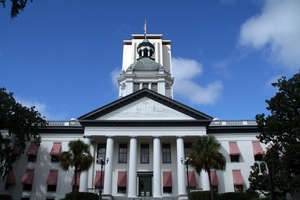 "Florida's Old ""Historic"" Capital Building"