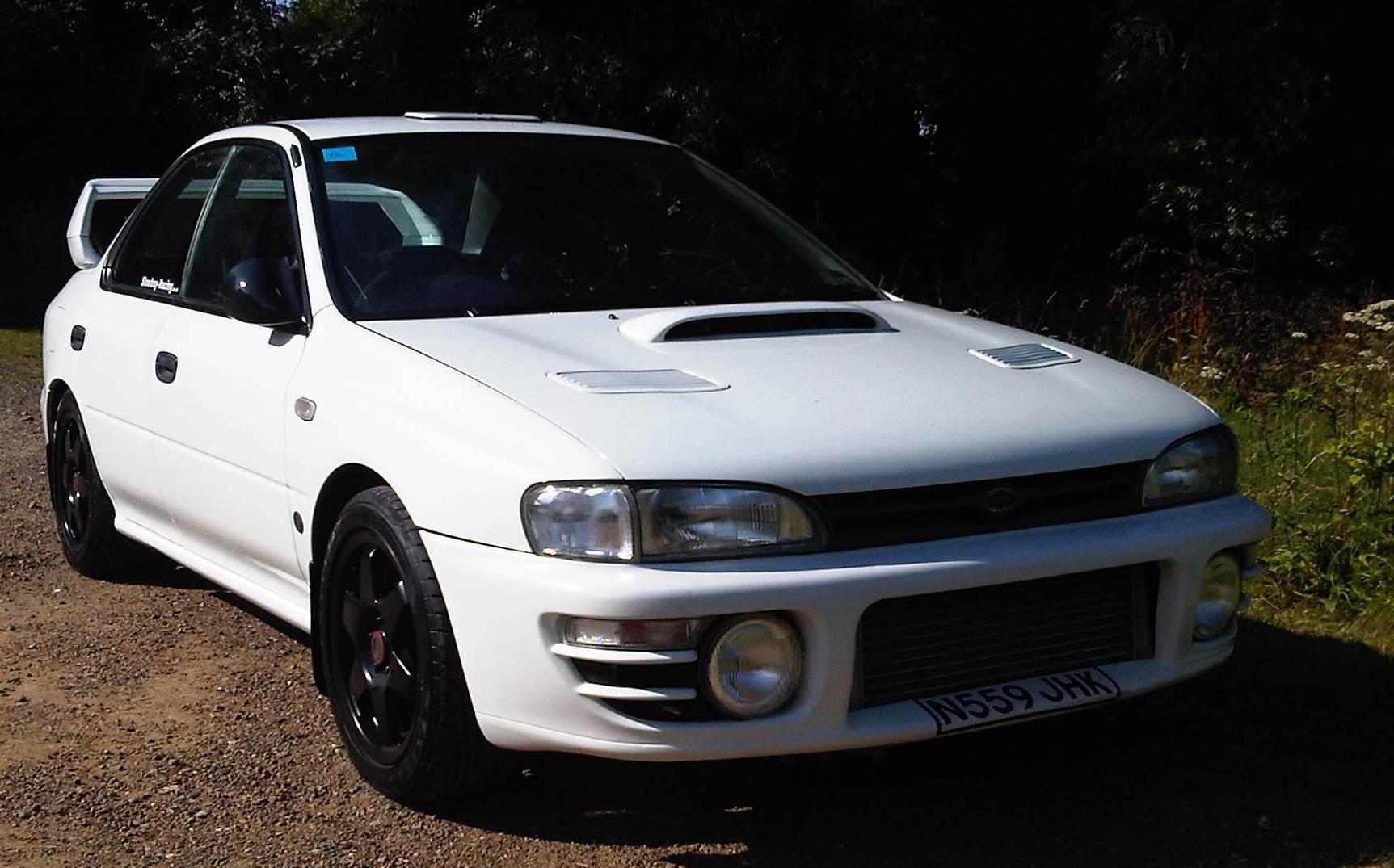 My 95 Subaru Impreza Wrx Sti Ra Wrxtypera Webs Com