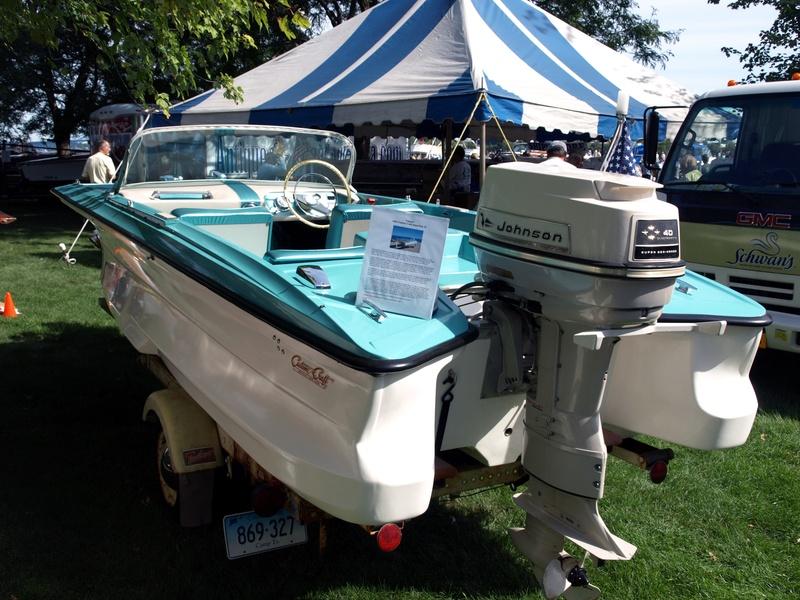 1964 Custom Craft Aqua Ray