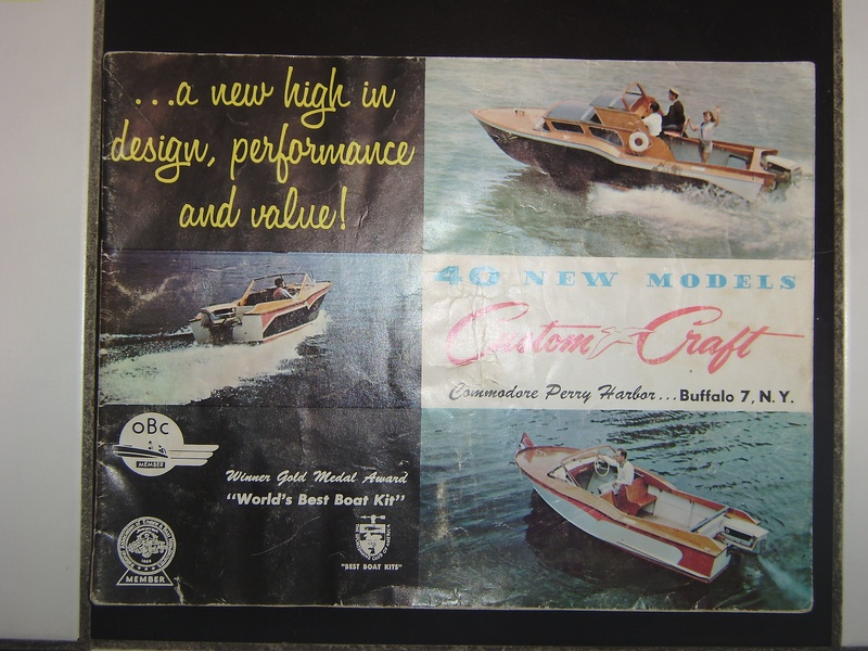 1961 Brochure