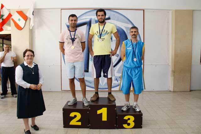 SSCC JUBILE 75 jeux olympiques