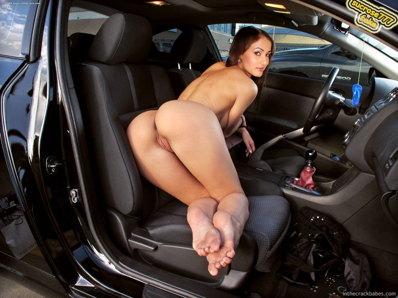 Car Parking Lot Nude