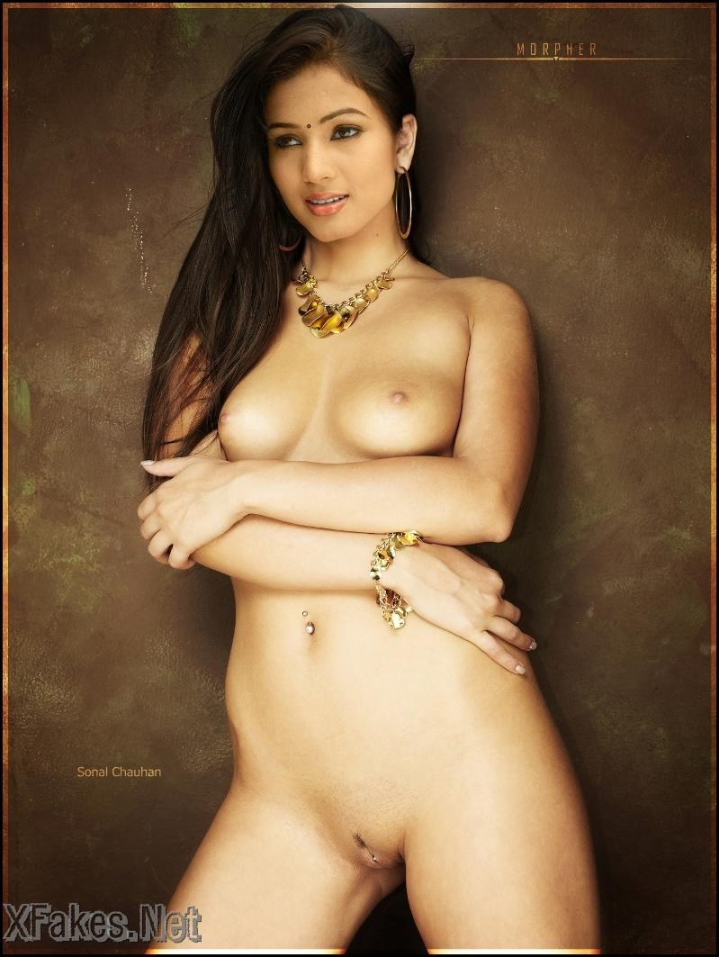 Nude Sonal Chauhan Hot