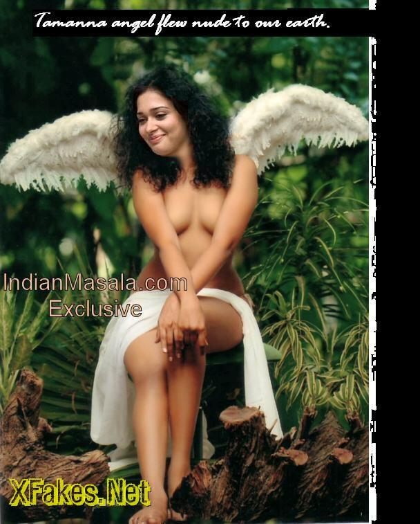 Tamanna Nude