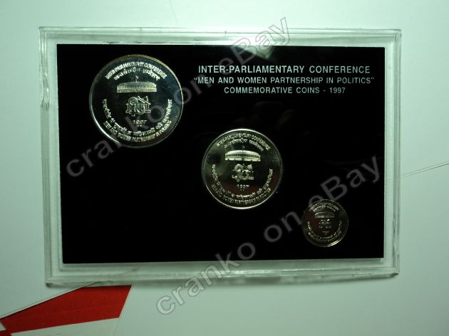 INTER-PARLIAMENTARY CONFERENCE PROOF LIKE SET