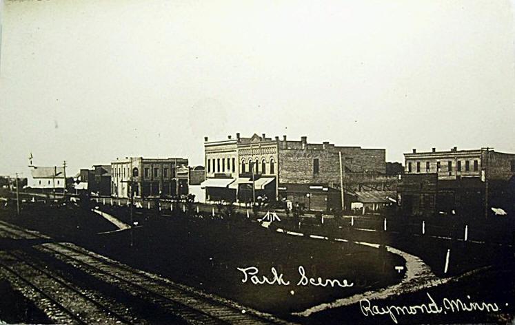 Raymond, Minnesota 1910s