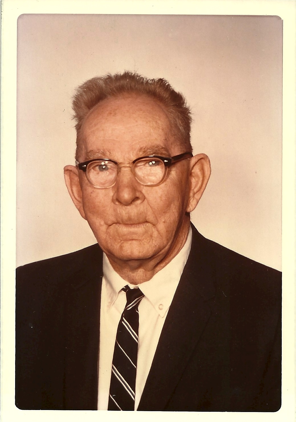 "George ""Judge"" Knott mid1970s"